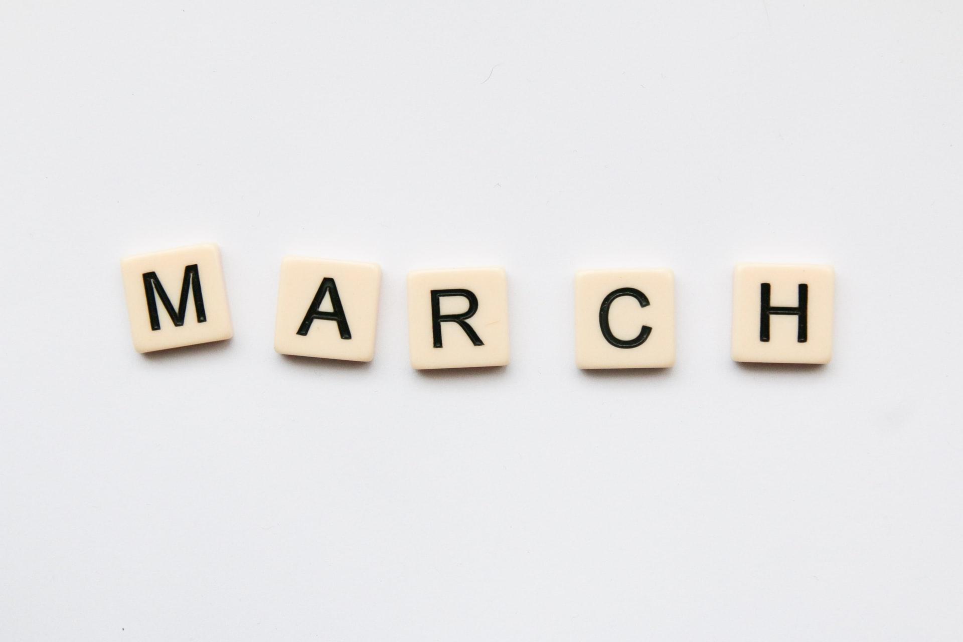 March 2021 – Recreation program calendar and registration