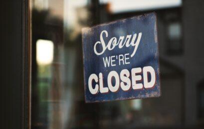 Borough Hall closed